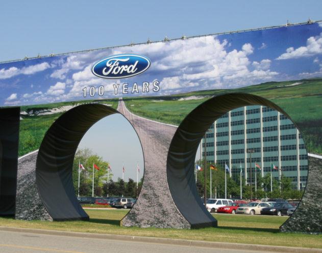 CoolFlex - Ford 100 Anniv