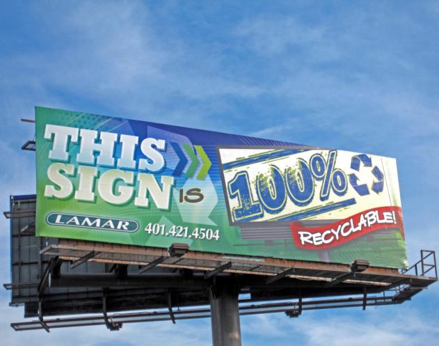 Enviroflex - Lamar billboard